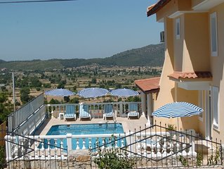 Large Family Holiday Villa with Private Pool, Internet, Gym & Games Room.