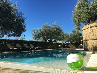 La Mignola, Relax and swimming fun in Tuscany