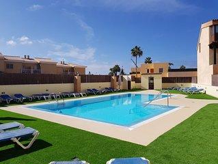 TINAJAS 5 - Villa para 8 personas en Corralejo
