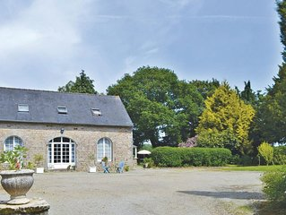 2 Zimmer Unterkunft in Gouesnach