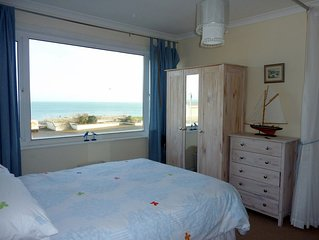 Driftwood Heights is a delightful first floor apartment with good sea views.