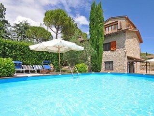 Villa in San Sano, Tuscany, Italy