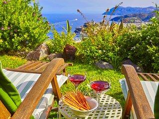 Stunning, elegant villa in Lipari
