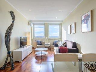 Charming Plaza España - Apartamento para 4 personas con vistas estupendas