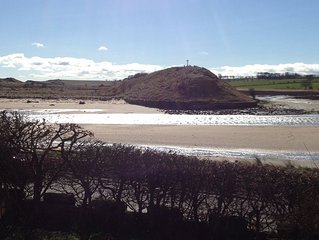 Riverside Lodge - Cottage in Alnmouth Northumberland