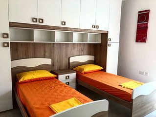Brand new 2 bedroom mais 5 mins from sea in Marsascala