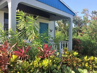 Sea Cliff Cottages #3 lovely one bedroom ,fully equipped ,near the sea