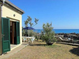 Ferienhaus Il Giardino sul Mare  in Castiglioncello (LI), Riviera degli Etruschi