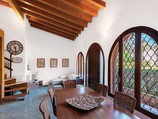 Geräumige Villa mit ausgestatteter Außenbereich - Villa La Guardiola