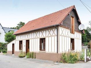 3 Zimmer Unterkunft in Le Bourg-Dun
