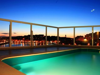 Penthouse With Plunge Pool At Marsascala (Licensed By Malta Tourism Auth)