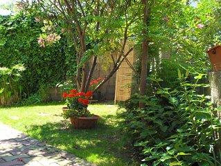 Villa casa Magnolia con giardino - 6 posti letto - Costa Orientale della Sardegn
