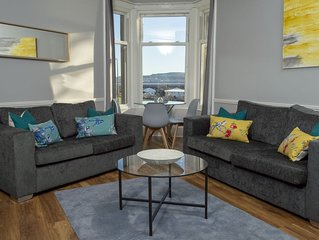 Bridgeview Apartment - Stunning and charismatic apartment overlooking the Dundee