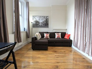 Cosy 2nd Floor 1 Bed Flat Close To Oxford Street
