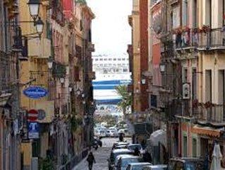 Cagliari Delizioso appartamento nel quartiere storico della Marina