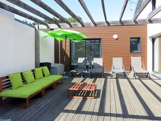 Vacation home in Saint - Hilaire - de - Riez, Vendee - 8 persons, 4 bedrooms