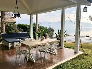Stupenda villa sul Lago d'Iseo