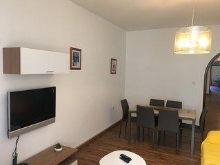 4 Bedroom apartment near the Sea