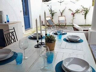 Villa Euribia ... un angolo di pace nel cuore di Santa Marina!