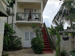 Suburban Paradise in Bridgetown Barbados