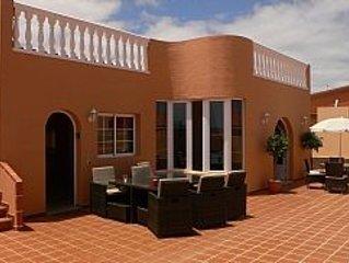 Villa 4 Bedroom 2 X En Suite And Bedroom 4 has it's own toilet 10 metre H/ pool