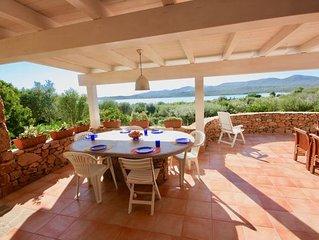 Villa in Porto Istana, Sardinia, Italy