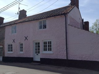 An end terrace Victorian cottage, that has undergone a complete renovation.