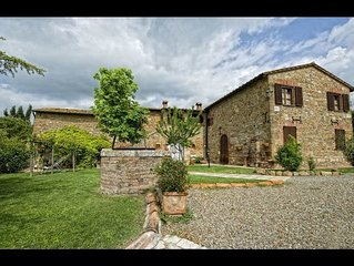 Apartment in San Quirico D orcia, Val D orcia, Tuscany, Italy