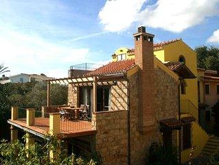 casa sul mare a Santa Maria Navarrese Sardegna