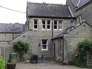 Bluebell Cottage - self-catering holiday accommodation in rural Northumberland