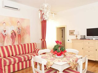 Elegant flat in old town Pistoia,b/w Florence&Pisa to discover the real Tuscany!
