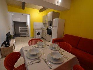 1 Valletta Dream Suites, LASCARIS - terrazza condivisa,  2 camere, aria condizio
