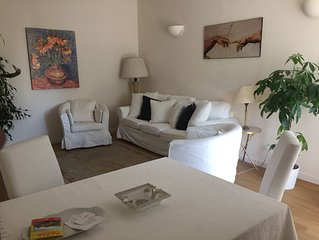 Elegante, luminoso e accogliente appartamento