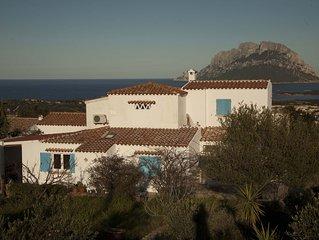 Schone Villa mit unglaublicher Sicht und grossem Pool