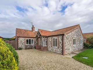 A super, luxuriously appointed bungalow in a peaceful residential area