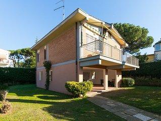 Villa Unifamiliare Lavinio