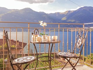 2 Zimmer Unterkunft in Lezzeno -CO-