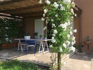 Graziosa casa tra Bolgheri e Bibbona, immersa nella Natura Toscana, wifi e A.C