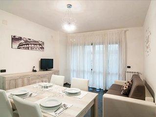 Parco Leonardo&Fiera Confortevole Appartamento x4!