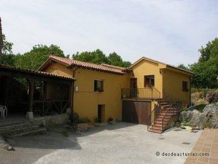 Casa Rural Coloman para 6 personas