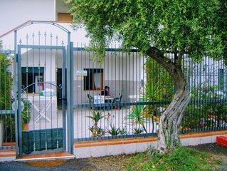 Casa con ingresso indipente