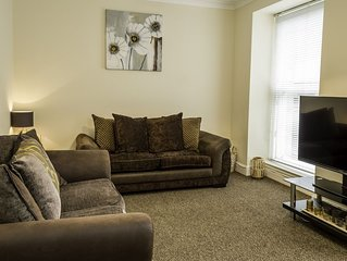 The Howff - Modern and relaxing property in the heart of Dundee City Centre.