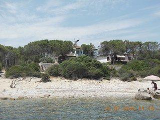 Appartamento 6 posti letto in spiaggia