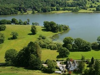 Cottage With Views Of Esthwaite Water, an Osprey Nest and Close To Hawkshead