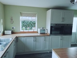Three bedrooms near Bawtry, South Yorkshire.