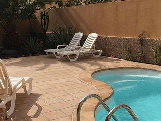 Baloo - Preciosa Villa con jardín y piscina privados - WIFI