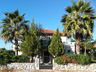 A spacious 5 bedroomed villa with private pool in an idilic, tranquil location