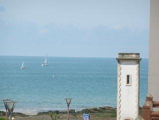 Maison typique sablaise , 3***, a 3 ' de la plage, quartier calme, jardin fleuri