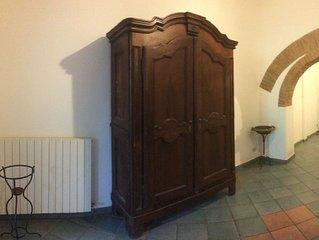 La Galluzza 17, appartamento lussuoso e incantevole nel centro storico di Siena,
