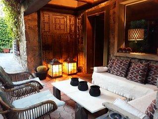 Casa acogedora y tranquila en Majadahonda a escasos 19 km de Madrid
